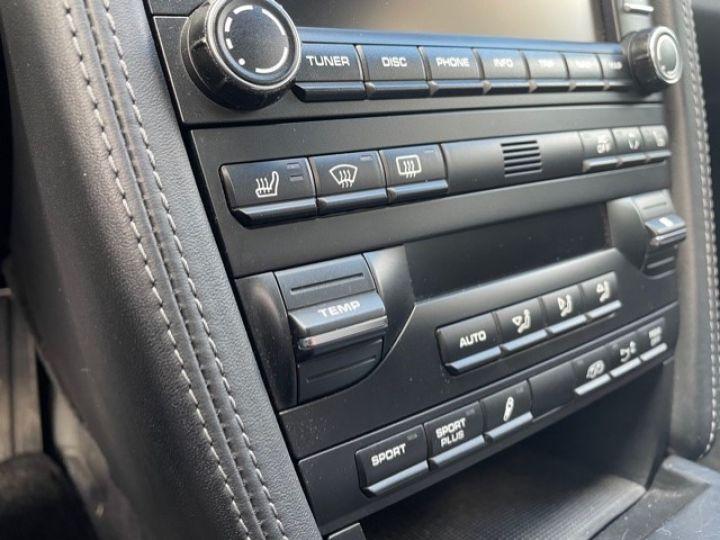 Porsche 997 PORSCHE 997 CARRERA 4S CABRIOLET 3.8 385 CV/PDK /PSE/ CHRONO /FULL Noir - 14