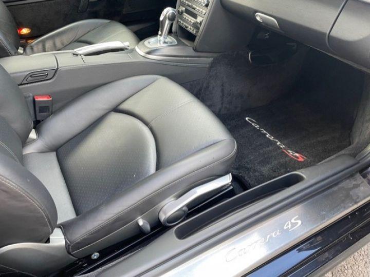Porsche 997 PORSCHE 997 CARRERA 4S CABRIOLET 3.8 385 CV/PDK /PSE/ CHRONO /FULL Noir - 26