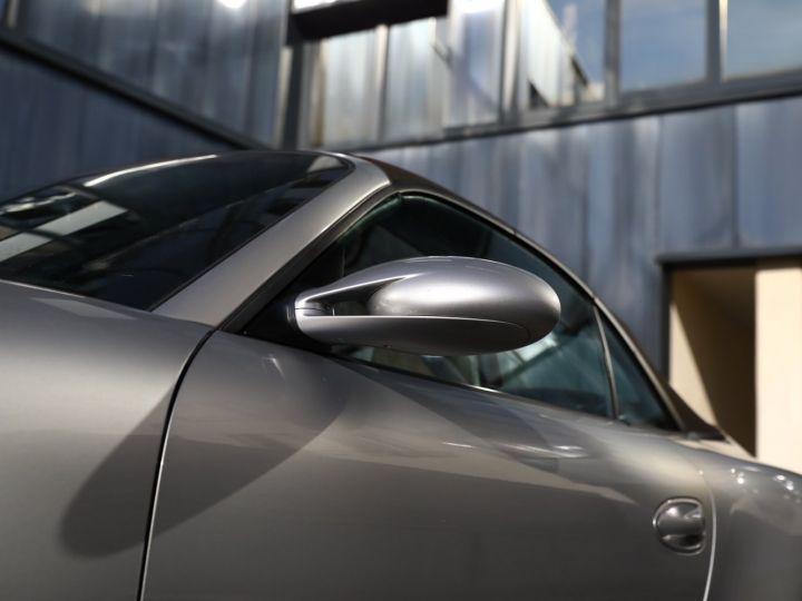 Porsche 997 PORSCHE 997 CARRERA 4S CABRIOLET BVM /CHRONO /ECHAPPEMENT / SUPERBE Gris Gt - 7