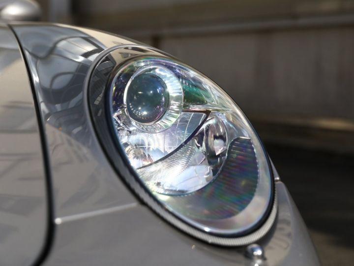 Porsche 997 PORSCHE 997 CARRERA 4S CABRIOLET BVM /CHRONO /ECHAPPEMENT / SUPERBE Gris Gt - 10