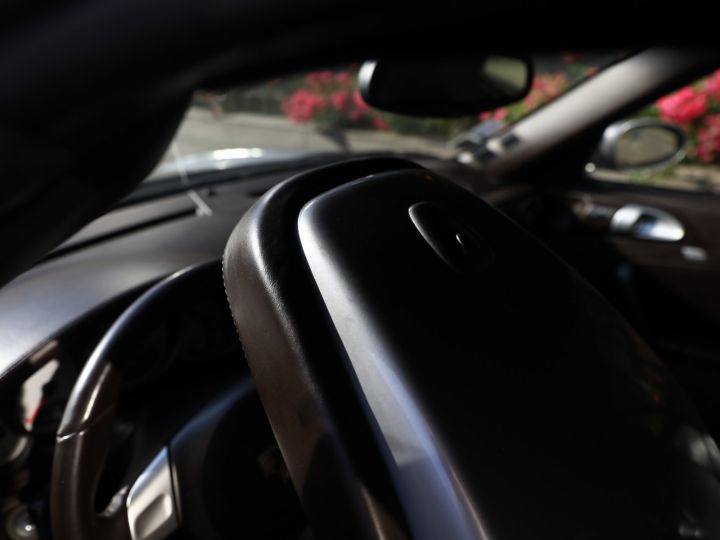 Porsche 997 PORSCHE 997 CARRERA 4S CABRIOLET BVM /CHRONO /ECHAPPEMENT / SUPERBE Gris Gt - 25