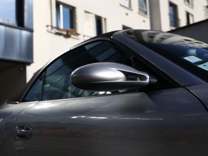 Porsche 997 PORSCHE 997 CARRERA 4S CABRIOLET BVM /CHRONO /ECHAPPEMENT / SUPERBE Gris Gt - 33