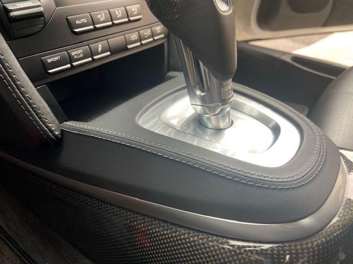 Porsche 997 PORSCHE 997 CARRERA 4S CABRIOLET DEPT EXCLUSIF Blanc - 21