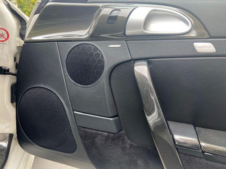 Porsche 997 PORSCHE 997 CARRERA 4S CABRIOLET DEPT EXCLUSIF Blanc - 38