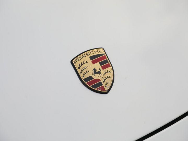 Porsche 997 PORSCHE 997 CARRERA 4S CABRIOLET DEPT EXCLUSIF Blanc - 14