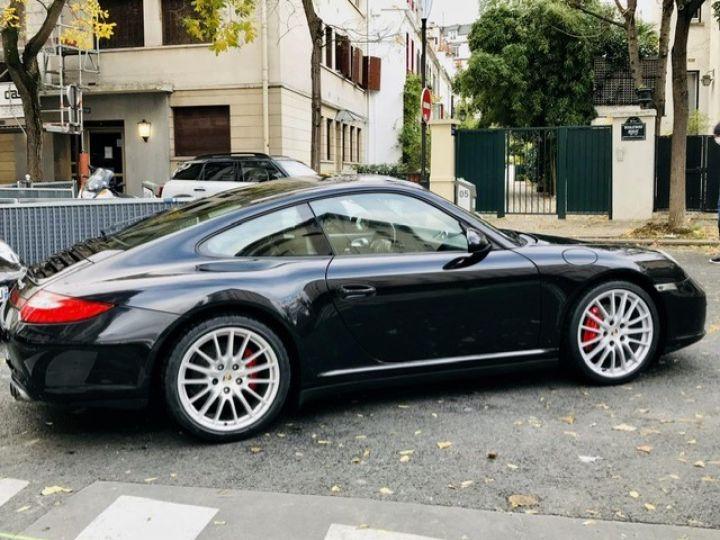 Porsche 997 PORSCHE 997 CARRERA 4S FRANCE /PSE/ CHRONO /FULL Noir - 4