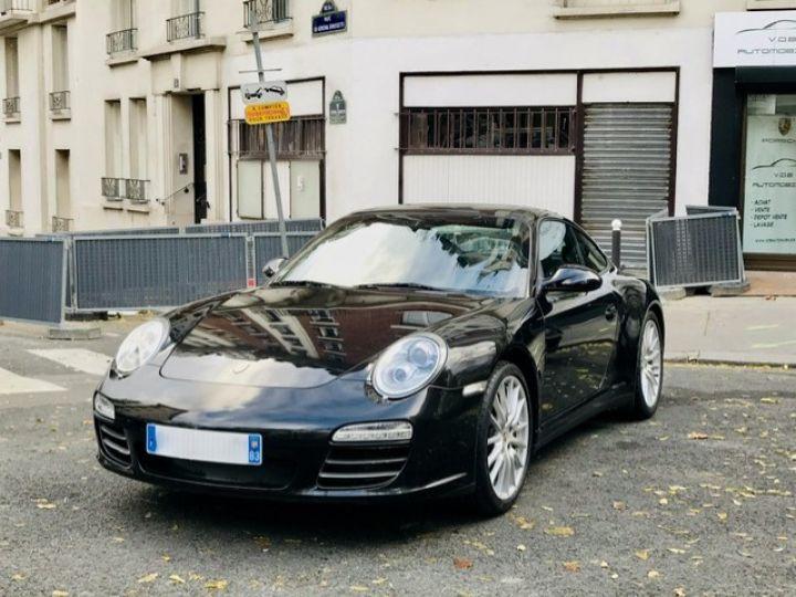 Porsche 997 PORSCHE 997 CARRERA 4S FRANCE /PSE/ CHRONO /FULL Noir - 1