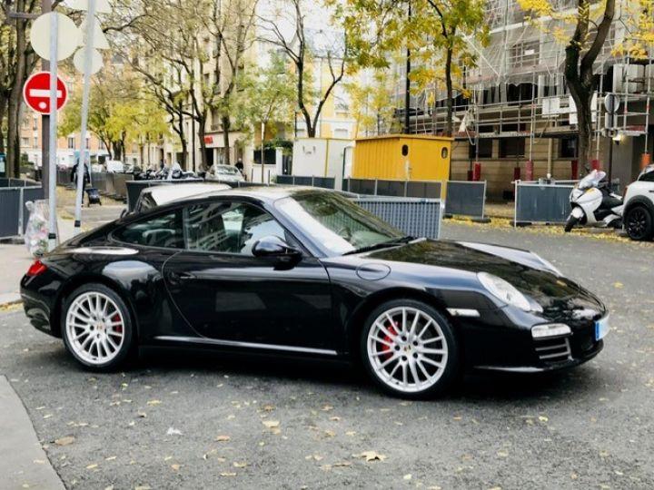 Porsche 997 PORSCHE 997 CARRERA 4S FRANCE /PSE/ CHRONO /FULL Noir - 8