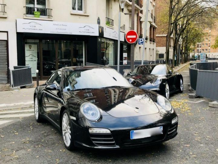 Porsche 997 PORSCHE 997 CARRERA 4S FRANCE /PSE/ CHRONO /FULL Noir - 11