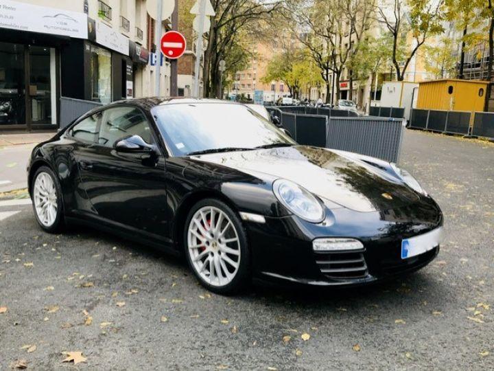 Porsche 997 PORSCHE 997 CARRERA 4S FRANCE /PSE/ CHRONO /FULL Noir - 12
