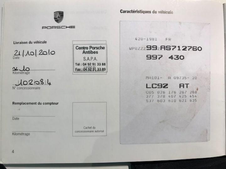 Porsche 997 PORSCHE 997 CARRERA 4S FRANCE /PSE/ CHRONO /FULL Noir - 33