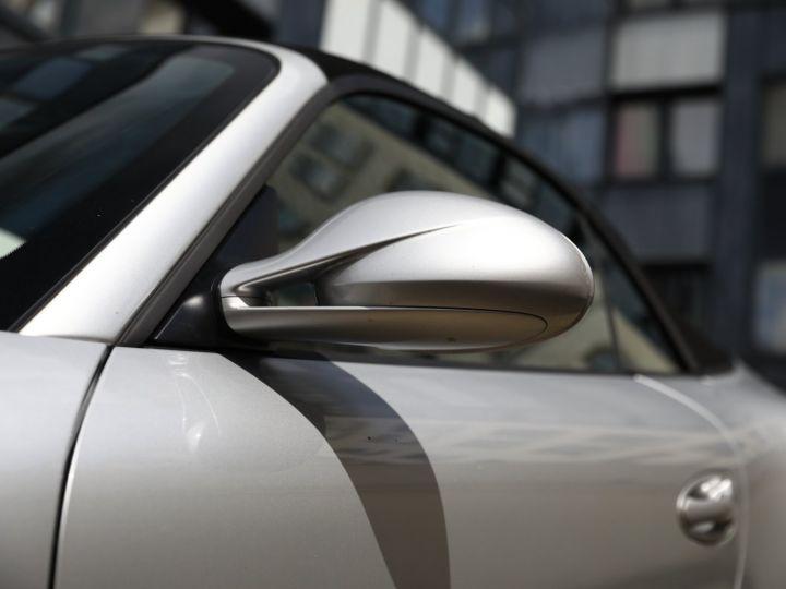 Porsche 997 PORSCHE 997 CARRERA 4S PDK CABRIOLET 3.8 385CV / FULL /PSE/ CHRONO / APPROVED 05:2022 Gris Gt - 15