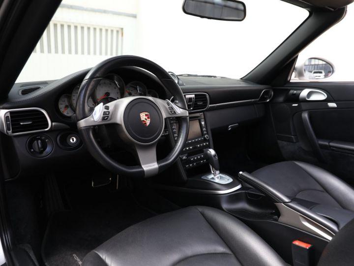 Porsche 997 PORSCHE 997 CARRERA 4S PDK CABRIOLET 3.8 385CV / FULL /PSE/ CHRONO / APPROVED 05:2022 Gris Gt - 21