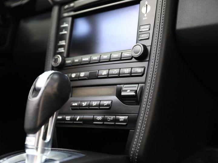 Porsche 997 PORSCHE 997 CARRERA 4S PDK CABRIOLET 3.8 385CV / FULL /PSE/ CHRONO / APPROVED 05:2022 Gris Gt - 33