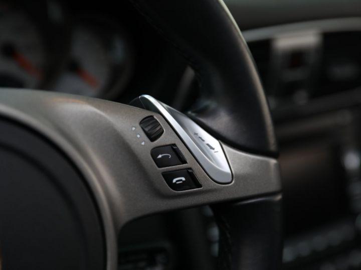 Porsche 997 PORSCHE 997 CARRERA 4S PDK CABRIOLET 3.8 385CV / FULL /PSE/ CHRONO / APPROVED 05:2022 Gris Gt - 35
