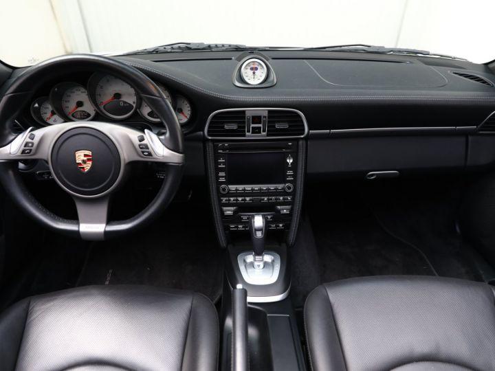 Porsche 997 PORSCHE 997 CARRERA 4S PDK CABRIOLET 3.8 385CV / FULL /PSE/ CHRONO / APPROVED 05:2022 Gris Gt - 39