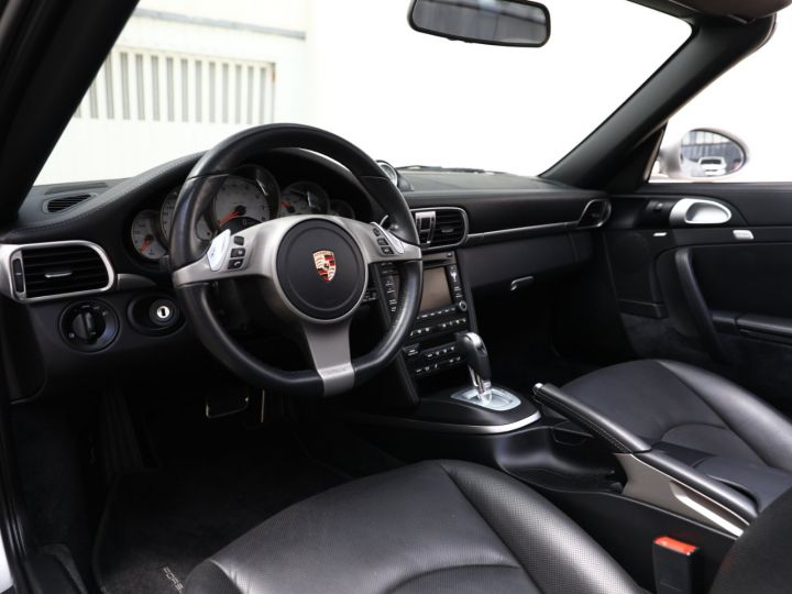 Porsche 997 PORSCHE 997 CARRERA 4S PDK CABRIOLET 3.8 385CV / FULL /PSE/ CHRONO / APPROVED 06:2022 Gris Gt - 21