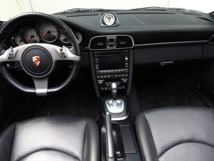 Porsche 997 PORSCHE 997 CARRERA 4S PDK CABRIOLET 3.8 385CV / FULL /PSE/ CHRONO / APPROVED 06:2022 Gris Gt - 38