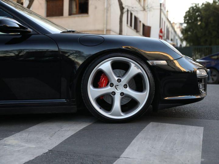 Porsche 997 Porsche 997 CARRERA 4S PDK CABRIOLET / PSE /CHRONO / FULL OPTIONS Noir - 6