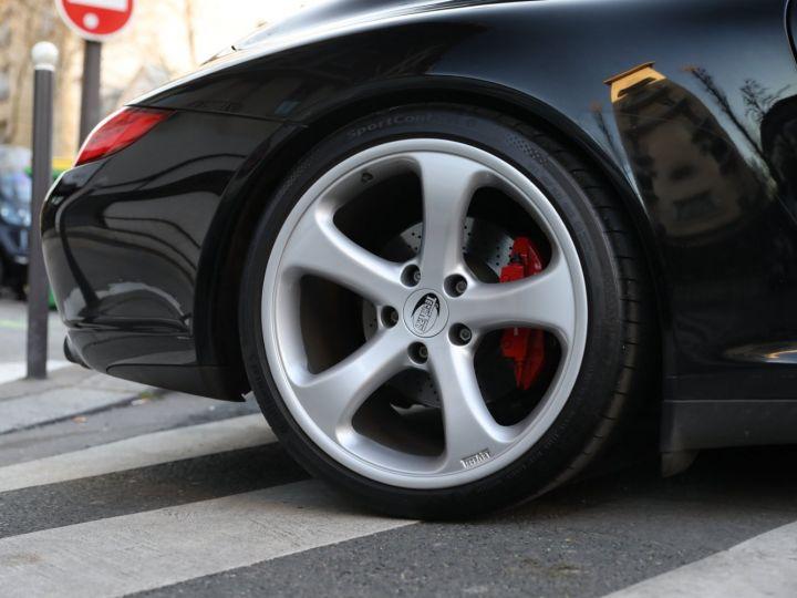Porsche 997 Porsche 997 CARRERA 4S PDK CABRIOLET / PSE /CHRONO / FULL OPTIONS Noir - 8