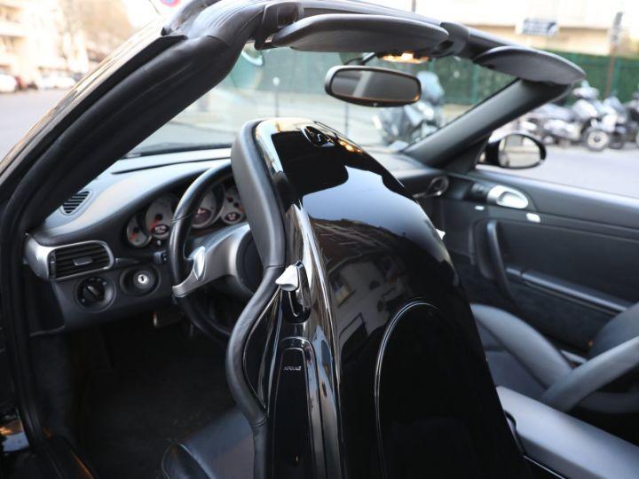 Porsche 997 Porsche 997 CARRERA 4S PDK CABRIOLET / PSE /CHRONO / FULL OPTIONS Noir - 22