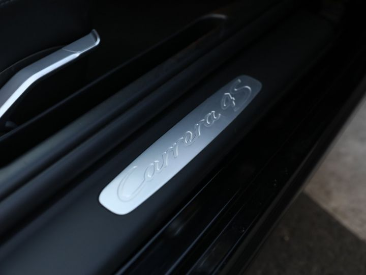 Porsche 997 Porsche 997 CARRERA 4S PDK CABRIOLET / PSE /CHRONO / FULL OPTIONS Noir - 32