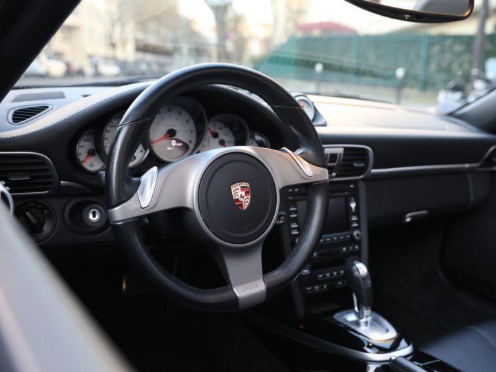 Porsche 997 Porsche 997 CARRERA 4S PDK CABRIOLET / PSE /CHRONO / FULL OPTIONS Noir - 34