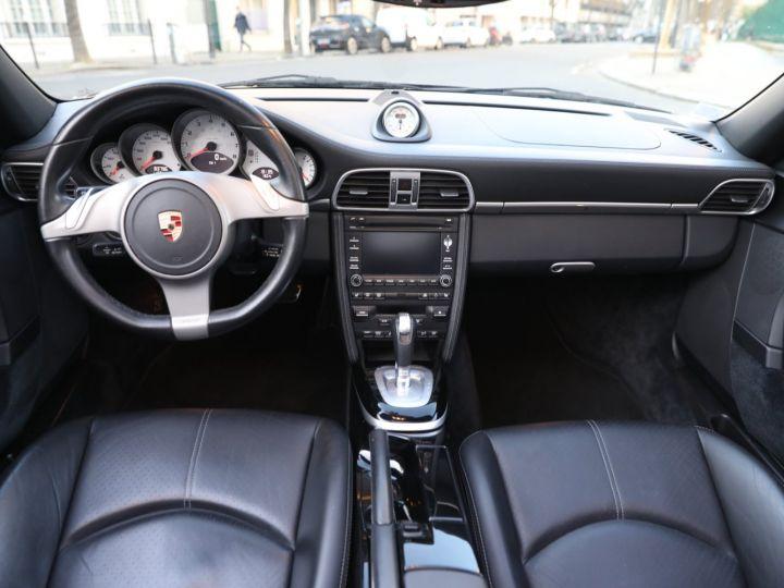 Porsche 997 Porsche 997 CARRERA 4S PDK CABRIOLET / PSE /CHRONO / FULL OPTIONS Noir - 35