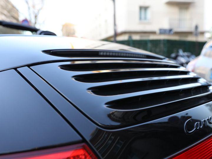 Porsche 997 Porsche 997 CARRERA 4S PDK CABRIOLET / PSE /CHRONO / FULL OPTIONS Noir - 36