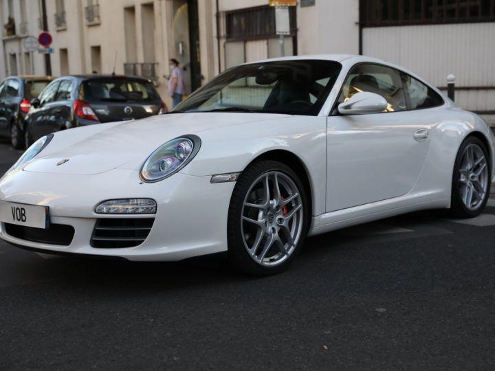Porsche 997 PORSCHE 997 CARRERA 4S PDK /FULL /PSE/CHRONO / 39900 KMS Blanc - 1