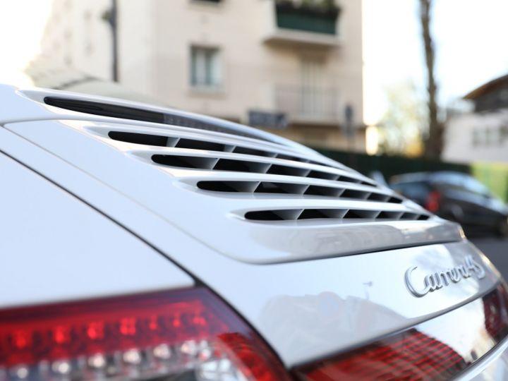 Porsche 997 PORSCHE 997 CARRERA 4S PDK /FULL /PSE/CHRONO / 39900 KMS Blanc - 15