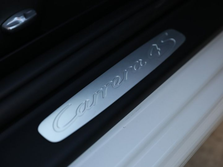 Porsche 997 PORSCHE 997 CARRERA 4S PDK /FULL /PSE/CHRONO / 39900 KMS Blanc - 36