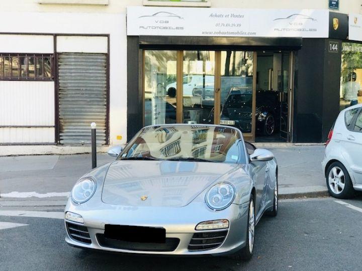 Porsche 997 PORSCHE 997 CARRERA CABRIOLET 4S PDK 3.8 385CV Gris Gt - 1