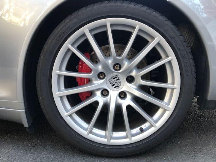 Porsche 997 PORSCHE 997 CARRERA CABRIOLET 4S PDK 3.8 385CV Gris Gt - 21