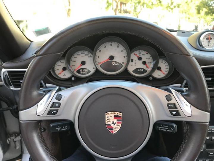 Porsche 997 PORSCHE 997 CARRERA CABRIOLET 4S PDK 3.8 385CV Gris Gt - 24