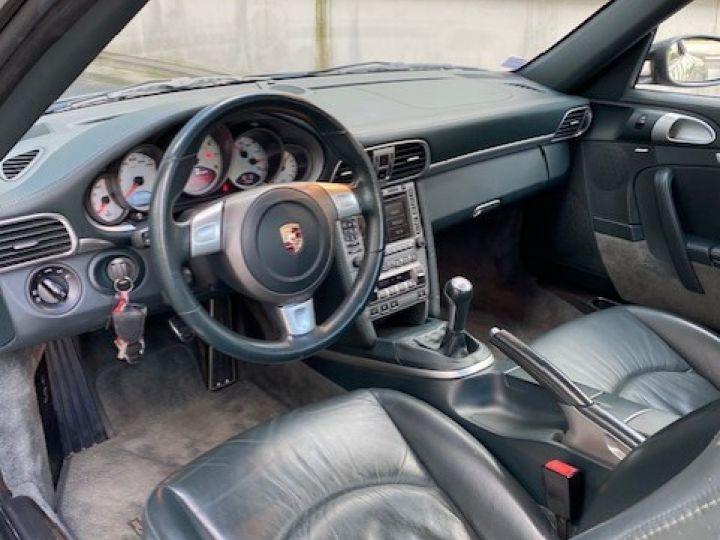 Porsche 997 PORSCHE 997 CARRERA S 3.8 355CV 2007 CABRIOLET Gris Pierre - 6