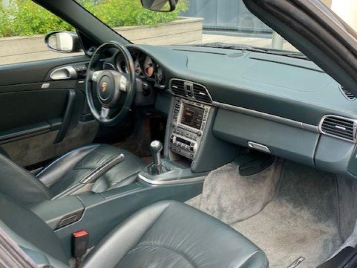 Porsche 997 PORSCHE 997 CARRERA S 3.8 355CV 2007 CABRIOLET Gris Pierre - 7