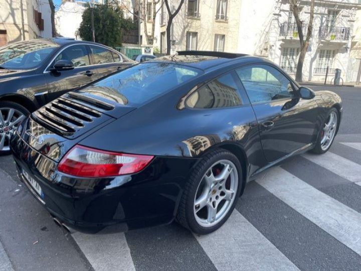 Porsche 997 PORSCHE 997 CARRERA S 3.8 355CV 2007 SUIVI Noir - 3