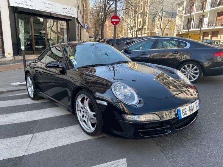 Porsche 997 PORSCHE 997 CARRERA S 3.8 355CV 2007 SUIVI Noir - 5