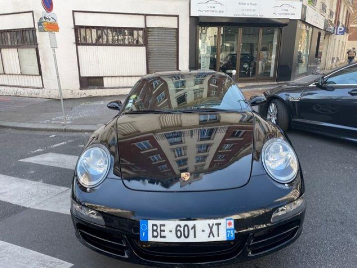 Porsche 997 PORSCHE 997 CARRERA S 3.8 355CV 2007 SUIVI Noir - 6