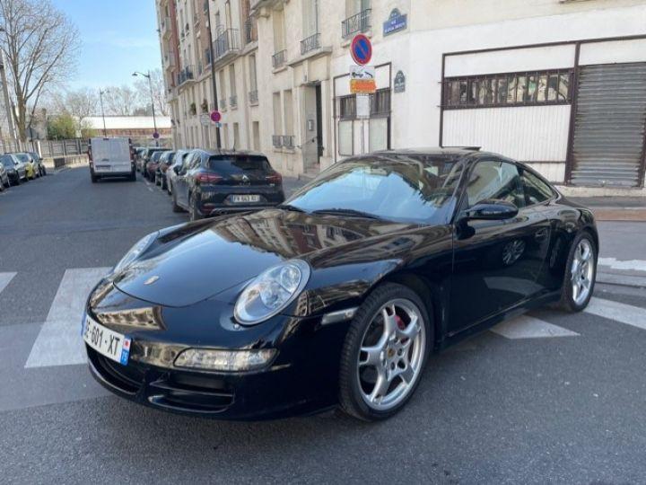 Porsche 997 PORSCHE 997 CARRERA S 3.8 355CV 2007 SUIVI Noir - 1