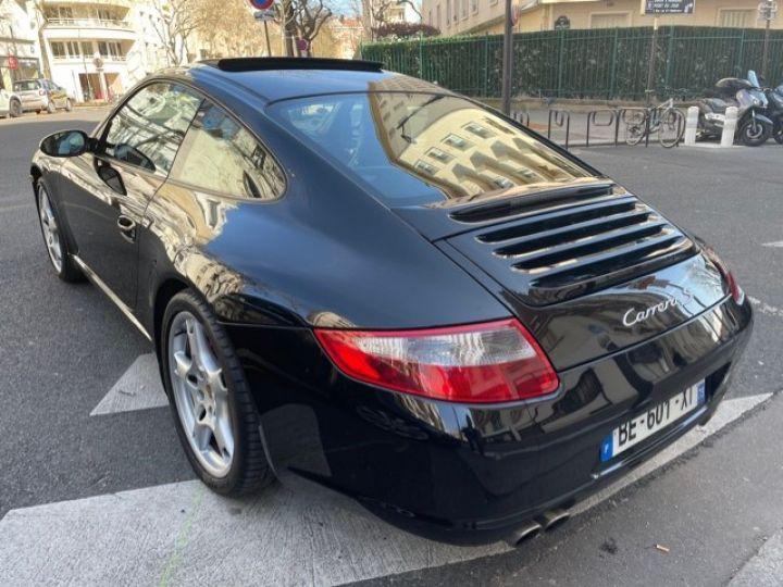 Porsche 997 PORSCHE 997 CARRERA S 3.8 355CV 2007 SUIVI Noir - 7