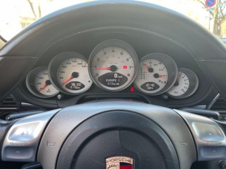 Porsche 997 PORSCHE 997 CARRERA S 3.8 355CV 2007 SUIVI Noir - 16