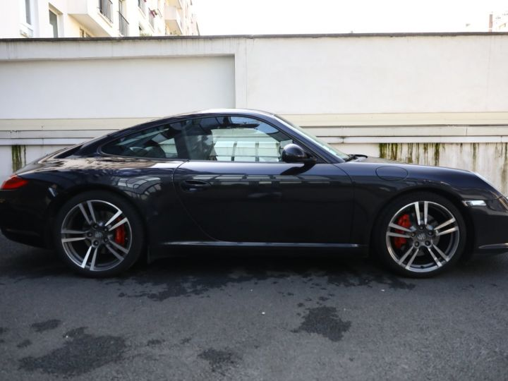 Porsche 997 PORSCHE 997 CARRERA S 3.8 385CV PDK /2011 /JA 19 TURBO II /TOE / CHRONO Noir Intense - 3