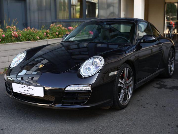 Porsche 997 PORSCHE 997 CARRERA S 3.8 385CV PDK /2011 /JA 19 TURBO II /TOE / CHRONO Noir Intense - 1