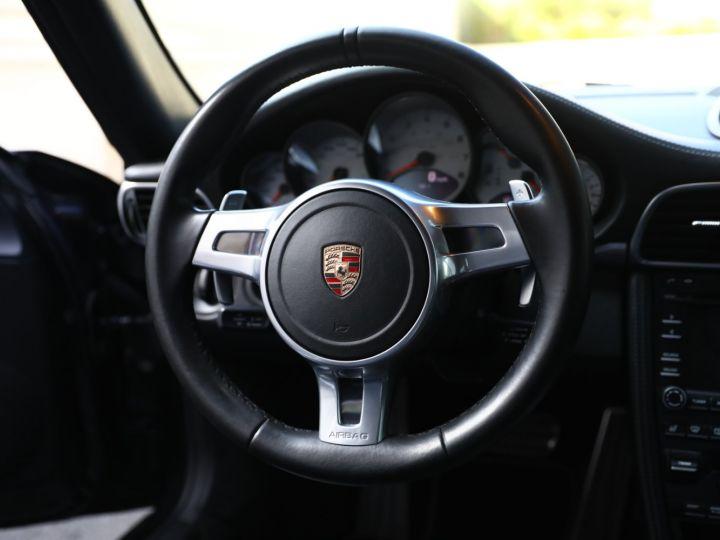 Porsche 997 PORSCHE 997 CARRERA S 3.8 385CV PDK /2011 /JA 19 TURBO II /TOE / CHRONO Noir Intense - 27
