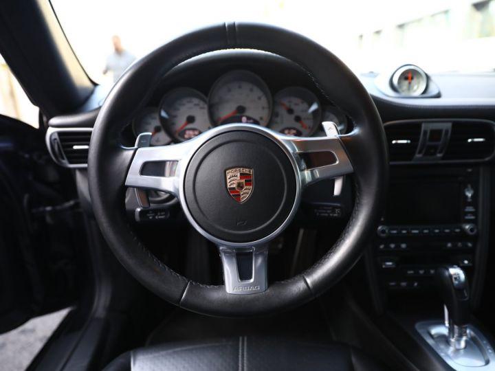 Porsche 997 PORSCHE 997 CARRERA S 3.8 385CV PDK /2011 /JA 19 TURBO II /TOE / CHRONO Noir Intense - 28