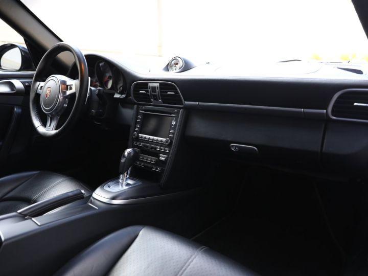 Porsche 997 PORSCHE 997 CARRERA S 3.8 385CV PDK /2011 /JA 19 TURBO II /TOE / CHRONO Noir Intense - 38
