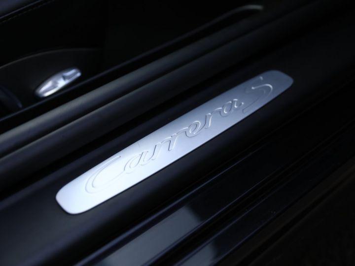 Porsche 997 PORSCHE 997 CARRERA S 3.8 385CV PDK /2011 /JA 19 TURBO II /TOE / CHRONO Noir Intense - 41
