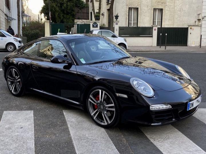 Porsche 997 Porsche 997 Carrera S PDK 385 2011 Noir - 3